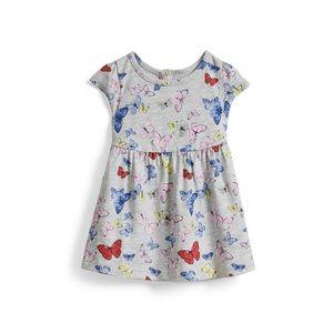Brand New primark baby butterfly Dress!